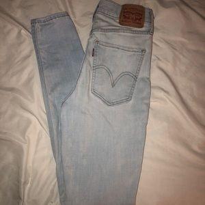 Mile High Skinny Levi's Jeans